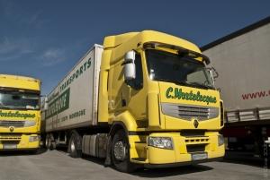 Photo camion déménagement au départ de Lille Mortelecque