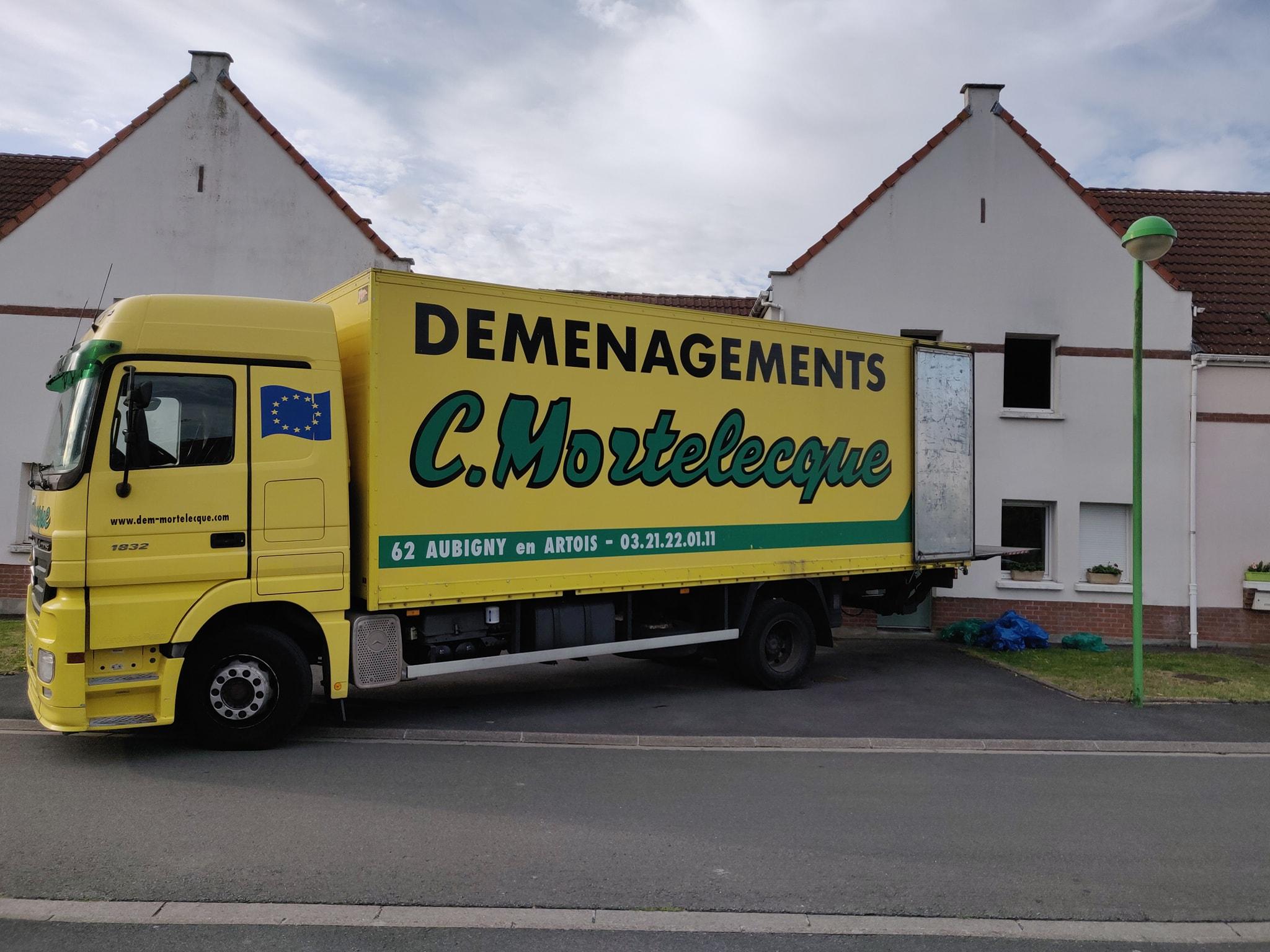 Déménageurs Lille Mortelecque Déménageurs Lille Arras